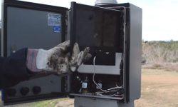 well monitor box
